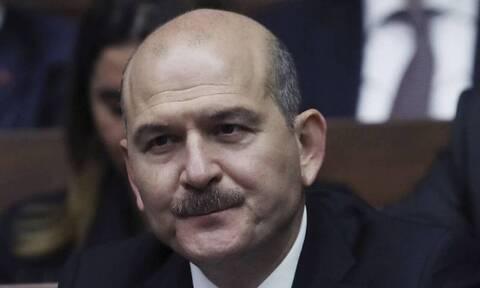 Κορονοϊός - Τουρκία: Θετικός στον ιό υπουργός Εσωτερικών μαζί με την οικογένειά του