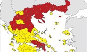 Κορονοϊός: Αυτές είναι οι περιοχές αυξημένου κινδύνου - Τι επιτρέπεται και τι απαγορεύεται