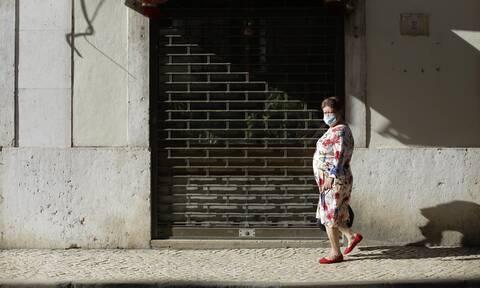 Κορονοϊός - Πορτογαλία: Επιβολή νέου lockdown στο μεγαλύτερο μέρος της χώρας