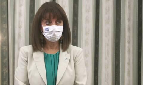 Σακελλαροπούλου: Η επίθεση στον Πρύτανη προσβάλλει βάναυσα την ακαδημαϊκή κοινότητα