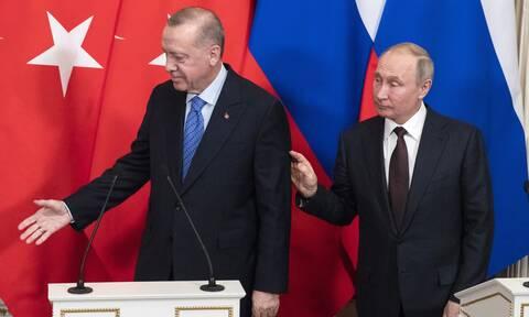 Ερντογάν - Πούτιν: Τα συμφέροντα δισεκατομμυρίων, οι προσωπικές σχέσεις και ο ρόλος της Αθήνας