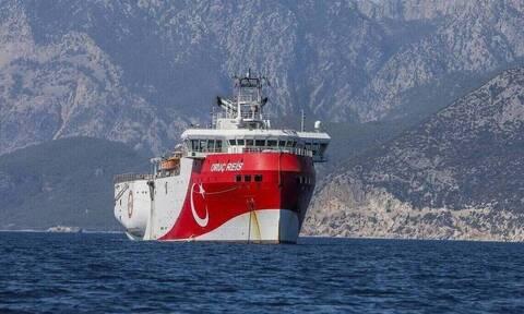 Ποια… αλληλεγγύη; Τραβάνε το σχοινί οι Τούρκοι - Νέα Navtex για το Oruc Reis έως τις 14 Νοεμβρίου