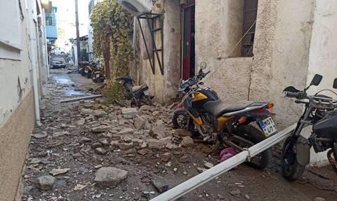 Σεισμός στη Σάμο: Ραγίζει καρδιές ο πατέρας του Άρη - «Αγκάλιασε την Κλαίρη αλλά δεν πρόλαβαν»