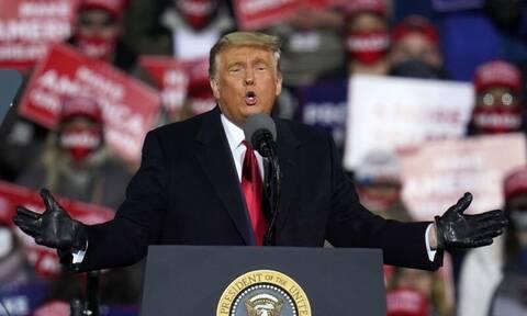 Εκλογές ΗΠΑ 2020: Ο Τραμπ επιτίθεται στον «κοιμισμένο» Μπάιντεν για το Ανώτατο Δικαστήριο