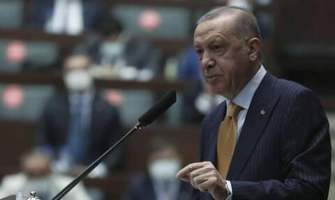 Αμετανόητος Ερντογάν: Συνεχίζουμε τις έρευνες με Barbaros, Oruc Reis και Fatih στη Μεσόγειο