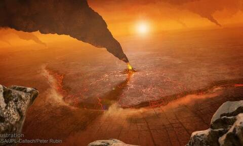 Αφροδίτη: Ενεργά ηφαίστεια στον πλανήτη; Η NASA λέει ναι! (video)