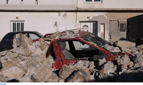 Σεισμός Σάμος: Σε αντίσκηνα οι πληγέντες - Ράγισαν καρδιές στις κηδείες των δυο παιδιών