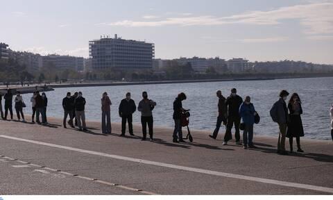 Κορονοϊός - Θεσσαλονίκη: Κρίσιμη τηλεδιάσκεψη Μητσοτάκη - Από το μεσημέρι η απόφαση για lockdown