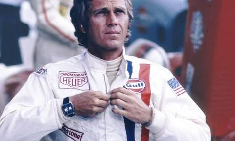 To ρολόι του Steve McQueen στο φιλμ «Le Mans» πωλείται