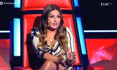 The Voice: Ο παίκτης που φλέρταρε την Έλενα Παπαρίζου (video)