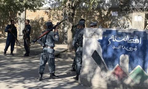 Αφγανιστάν: Έκρηξη και πυρά στο πανεπιστήμιο της Καμπούλ - Αποκλεισμένη η περιοχή