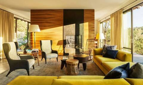 4 tips για το πώς μπορείς να συνδυάσεις αγαπημένα υλικά μέσα στο σπίτι σου