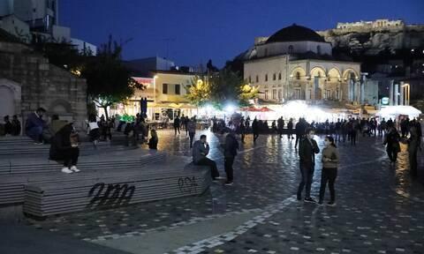 Κορονοϊός: 1.152 νέα κρούσματα στην Ελλάδα - 153 διασωληνωμένοι