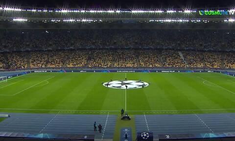 Champions League: Ομάδα που έπαιζε με κόσμο ανακοίνωσε 11 κρούσματα!