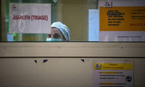 Κορονοϊός: Ασφυκτική πίεση στα νοσοκομεία - Στο 60% η πληρότητα στις ΜΕΘ σε όλη τη χώρα