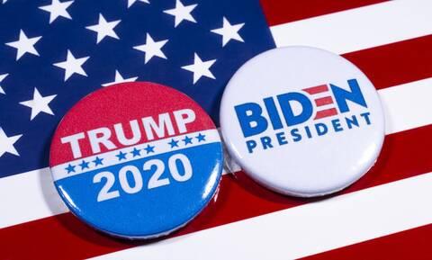 Εκλογές ΗΠΑ 2020: Τι δείχνουν τα στοιχήματα - Τραμπ ή Μπάιντεν;