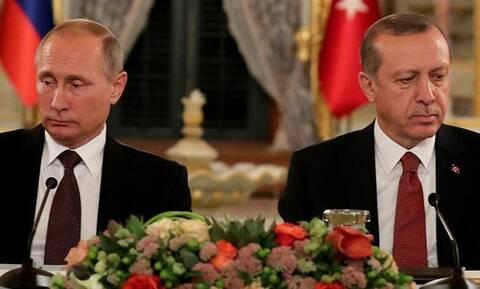 Ο Πούτιν εγκαταλείπει τον Ερντογάν: «Παγώνει» ο πυρηνικός σταθμός στο Ακούγιου