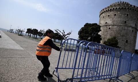 Κορονοϊός σε Θεσσαλονίκη και Σέρρες: Πού και πώς θα στέλνετε sms για να μετακινηθείτε
