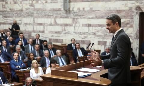 Συνεδριάζει εκτάκτως η ΚΟ της ΝΔ: Μηνύματα Μητσοτάκη στους βουλευτές - επίθεση στον Τσίπρα