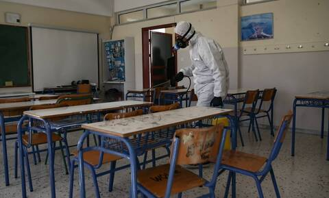 Kορονοϊός - Ρεκόρ με 522 κλειστά σχολεία και τμήματα: Δείτε ΕΔΩ όλη την αναλυτική λίστα