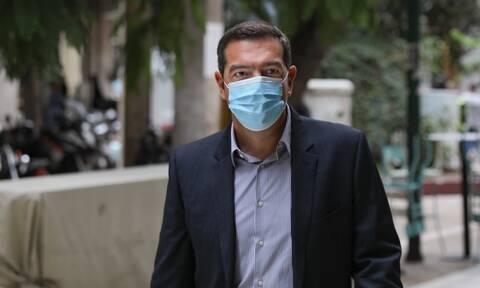 Τσίπρας: «Κίνδυνος χιλιάδων λουκέτων και απώλειας δεκάδων χιλιάδων θέσεων εργασίας» στην εστίαση