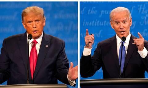 LIVE BLOG: Εκλογές ΗΠΑ 2020 - Αποτελέσματα: Λεπτό προς λεπτό όλες οι εξελίξεις