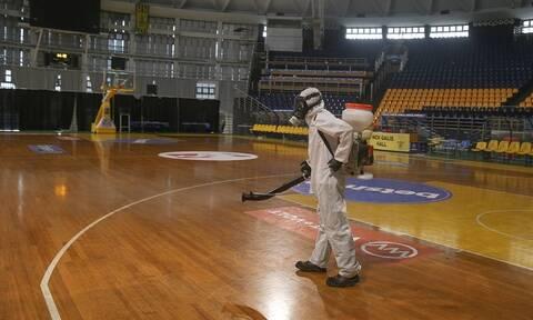 Basket League: Το lockdown στη Θεσσαλονίκη έφερε αναβολή του ντέρμπι