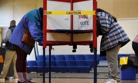 Εκλογές ΗΠΑ 2020 αποτελέσματα: Δείτε LIVE ποιος προηγείται σε κάθε πολιτεία