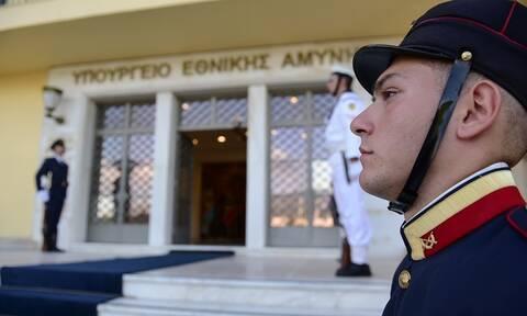 Κορονοϊός: Νέες οδηγίες του ΓΕΕΘΑ για το στρατιωτικό προσωπικό