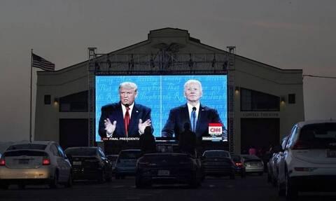 Αμερικανικές εκλογές αποτελέσματα: Τι δείχνουν οι τελευταίες δημοσκοπήσεις - Ντέρμπι Τραμπ -Μπάιντεν