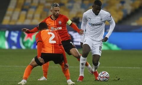 Champions League: «Διαστημική» Γκλάντμπαχ, «φρένο» σε Ατλέτικο - Όλα τα γκολ (vid)