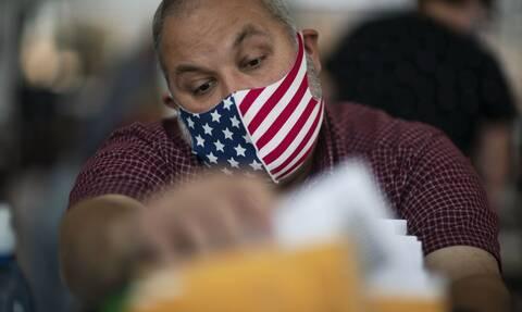Αμερικανικές εκλογές αποτελέσματα: Οι δύο καθοριστικές πολιτείες - Τραμπ ή Μπάιντεν;