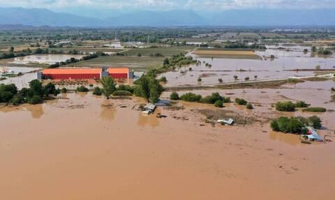 Κακοκαιρία Ιανός: Έως 16/11 οι δηλώσεις των αγροτών για αποζημίωση από τις ζημιές