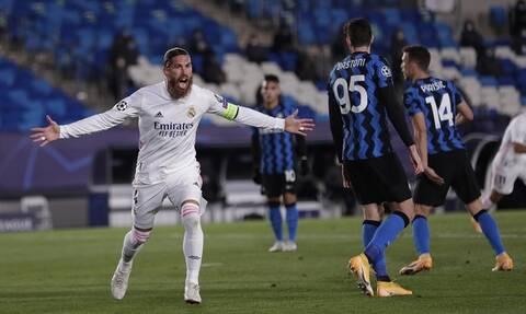 Champions League: Η Ρεάλ «λύγισε» την Ίντερ! - Όλα τα γκολ της βραδιάς (videos)