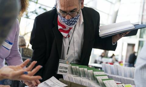 Εκλογές ΗΠΑ 2020: Περισσότεροι από 18.000 νέοι ψηφοφόροι εγγράφηκαν την Τρίτη στο Μίσιγκαν