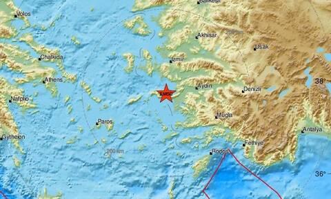 Σεισμός: Νέος αισθητός μετασεισμός στη Σάμο (pics)