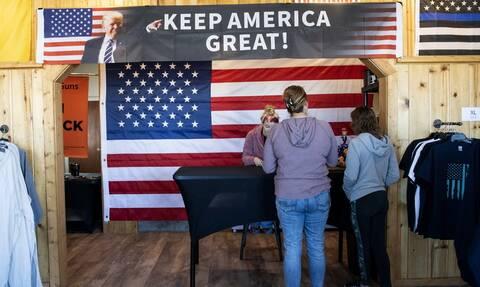 Εκλογές ΗΠΑ αποτελέσματα: Ο Τραμπ κερδίζει Ιντιάνα και Κεντάκι - Ο Μπάιντεν Βιρτζίνια και Βερμόντ
