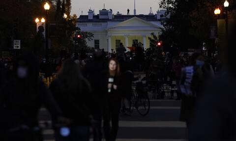 Αμερικανικές Εκλογές 2020: Θωρακίζουν τον Λευκό Οίκο – Έστησαν φράχτη για τον φόβο επεισοδίων