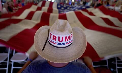 Εκλογές ΗΠΑ 2020 - Αποτελέσματα: Ποιες πολιτείες κερδίζει ο Ντόναλντ Τραμπ