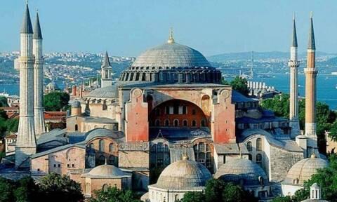 Πότε χτίστηκε η Αγιά Σοφιά;