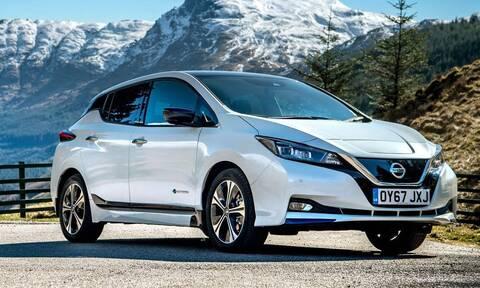 Nissan: Το Leaf αναδεικνύεται σε έρευνα ως το πιο αξιόπιστο ηλεκτρικό αυτοκίνητο