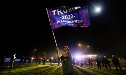 Εκλογές ΗΠΑ 2020: Τραμπ: «Προσπαθούν να μας κλέψουν» -  Μπάιντεν: «Καθοδόν προς τη νίκη»