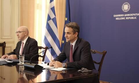 Μητσοτάκης: Σήμα εμπιστοσύνης στην Ελλάδα η επένδυση της VW στην Αστυπάλαια