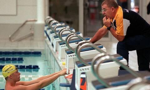 Κολύμβηση: Θρήνος - Πέθανε διάσημος προπονητής Ολυμπιονικών