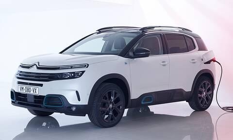 Νέο SUV C5 AIRCROSS SUV PLUG-IN HYBRID: Οικονομία, άνεση & επιδόσεις με σεβασμό στο περιβάλλον