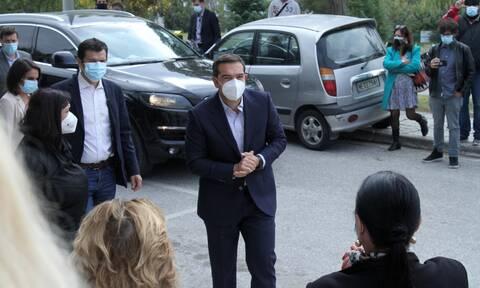 Τσίπρας από Θεσσαλονίκη: Δραματική η κατάσταση στα νοσοκομεία - Κάποιοι έχουν εγκληματικές ευθύνες