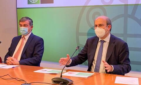Χατζηδάκης: Νέα νομοθετική ρύθμιση για την ανακύκλωση