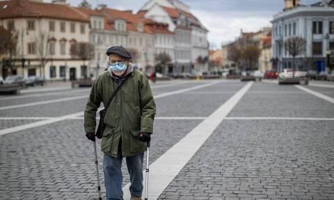 Κορονοϊός Λιθουανία: Σε Lockdown η χώρα από τις 7 Νοεμβρίου