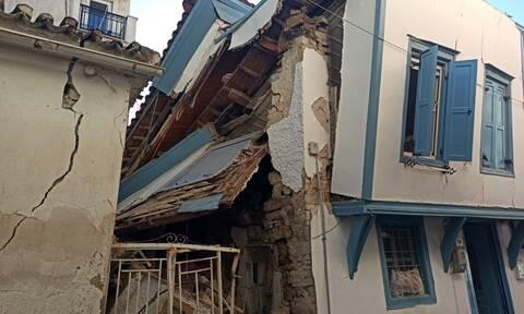 Σεισμός Σάμος: Προσωρινά ακατάλληλα 11 σχολεία – Προβλήματα και σε εκκλησίες