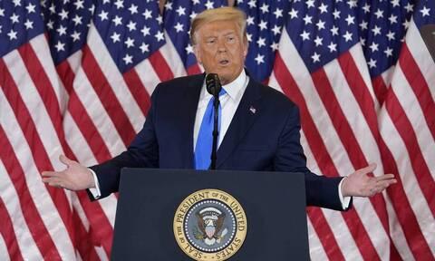 Εκλογές ΗΠΑ Live: Ο Τραμπ αμφισβητεί τα αποτελέσματα